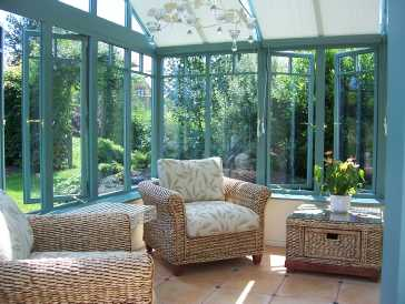 Wooden Conservatory Kit
